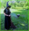 čarodějnice - dětský den - pohádková cesta k rybníku Koníř