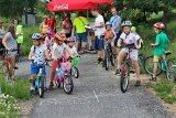 dětský den - cyklozávod