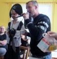 děti převlečené v maškarních kostýmech - pirát
