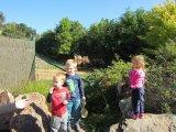děti v Zoo Plzeň