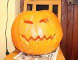 hallowennské dýně