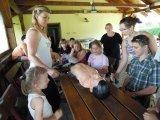 přednáška o první pomoci pro děti i dospělé