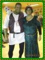 kostýmy - Shrek a Fiona