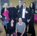 kostýmy - Adamsova rodina