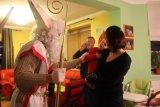 Mikulášská návštěva v domácnosti