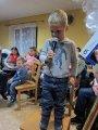 děti přednáší básničku