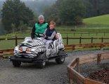 jízda v safari voze