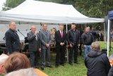 Oficiální otevření cyklostezky Hvozdec - Štěpánovice