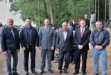 společná fotografie starostů obcí