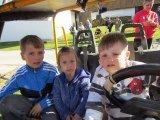 děti ve vozidle