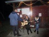 půlnoční ve Hvozdci - zpívání