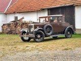 Sraz historických vozidel ve Hvozdci