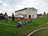 děti - hasiči