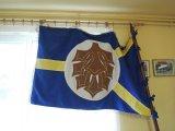 vlajka obce Hvozdec